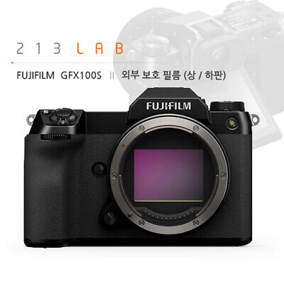 All Body Protection Film for Fujifilm GFX100S (by 213LAB)