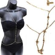 Rihanna Body Chain