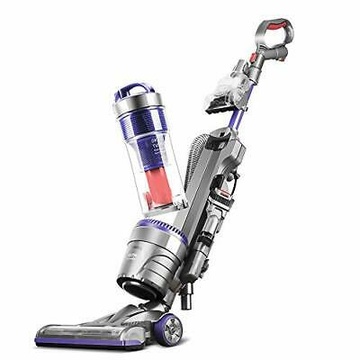 Bagless Upright Vacuum Cleaner Dual Motor Corded Upright