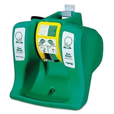 Guardian Equipment G1540 Portable Eyewash Station - 16 Gal - 0.25 Hour - Green