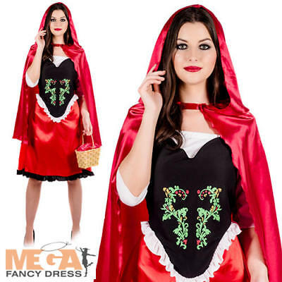 - Red Riding Hood Outfit