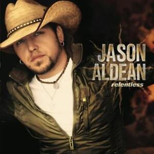 Jason Aldean - Relentless    - CD NEUWARE
