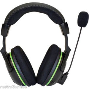 Turtle-Beach-Ear-Force-XBox-360-X32-Wireless-Gaming-Headset-Headphones