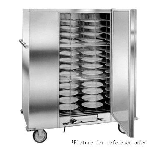 Carter-hoffmann Bb96e Mobile Energy Saver Heated Banquet Cabinet