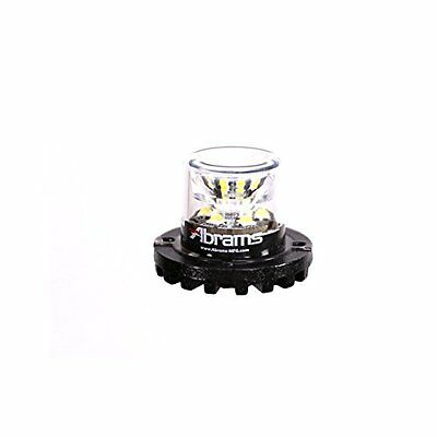 Blaster 360 18w White 6 Led Hideaway Surface Mount Emergency Vehicle Strobe