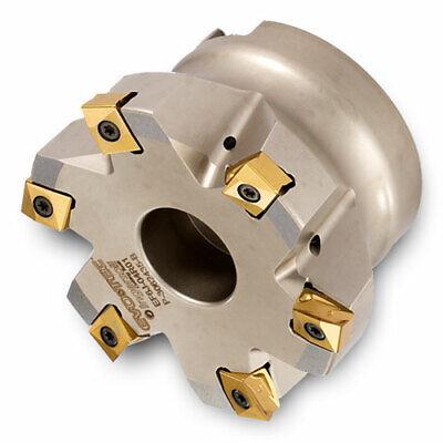 New - Ingersoll - 4 Face Mill  Ef6j-04r01  10 Pcs Dfh324l001 Insert
