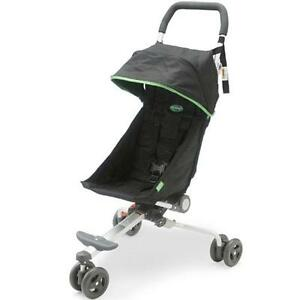 QuickSmart-B10200USA-Backpack-Stroller-Black-with-Lime-Accent