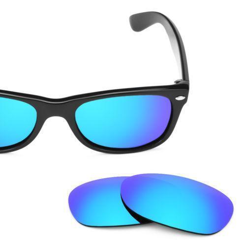 Ray Ban Wayfarer Blue Lens Ebay