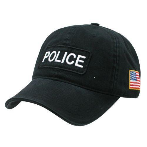 Police Hat  ddb0236d3a62