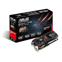 ASUS R9 290 DirectCUII OC 4GB graphics card AMD PCI-E