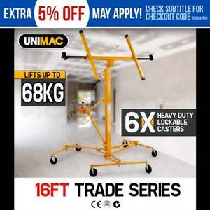 11ft Gyprock Sheet Drywall Panel Lifter Plaster Board Hoist Miami Gold Coast South Preview