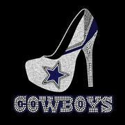 Dallas Cowboys Rhinestone