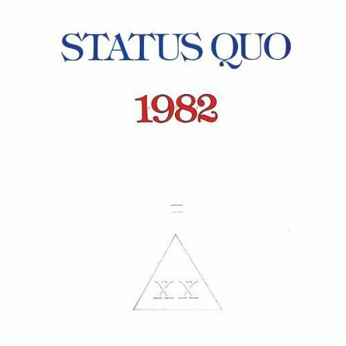 Status Quo - 1982 NEW CD