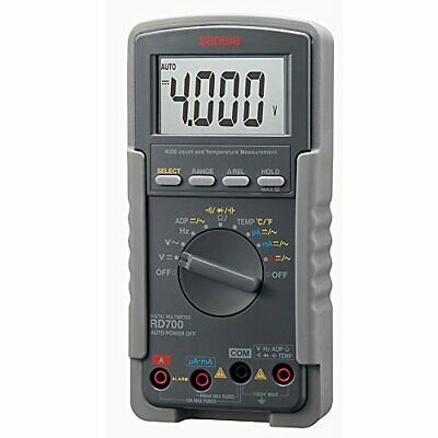 New Sanwa Digital Multi Meter Rd700 New From Japan Tracking Number