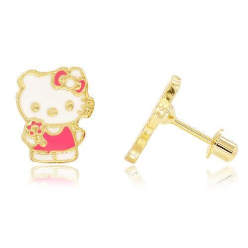 hello kitty gold jewelry ebay