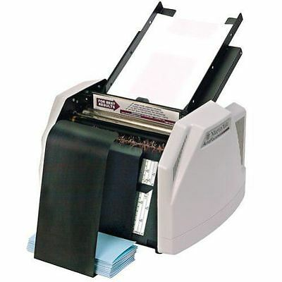 New Martin Yale 1501x Autofolder Paper Folding Machine - Free Shipping