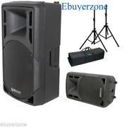 QTX Active Speakers