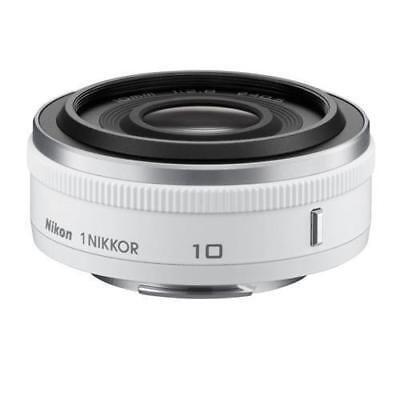 Nikon 1 NIKKOR 10mm f/2.8 Lens Hoary Original For J1 J2 J3 J4 V1 V2 V3 S1 S2