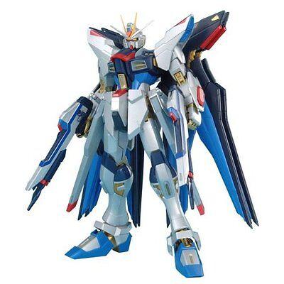 Bandai MG Strike Freedom Gundam Extra Finish Version 1/100 Scale kit EMS Japan (Gundam Extra Finish)
