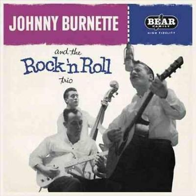 BURNETTE, JOHNNY - AND THE ROCK'N'ROLL TRIO NEW VINYL (Johnny Burnette And The Rock And Roll Trio)