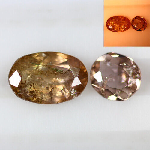 2.920 CT  EARTH MINED UNIQUE DAZZLING 100% NATURAL DANCING