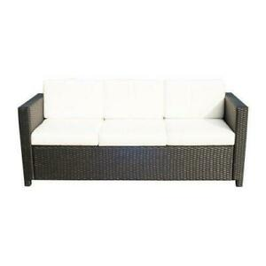 BRAND NEW @  WWW.BETEL.CA || 50% OFF ||  Indoor Outdoor Rattan Patio Sofa Furniture || FREE DELIVERY!!