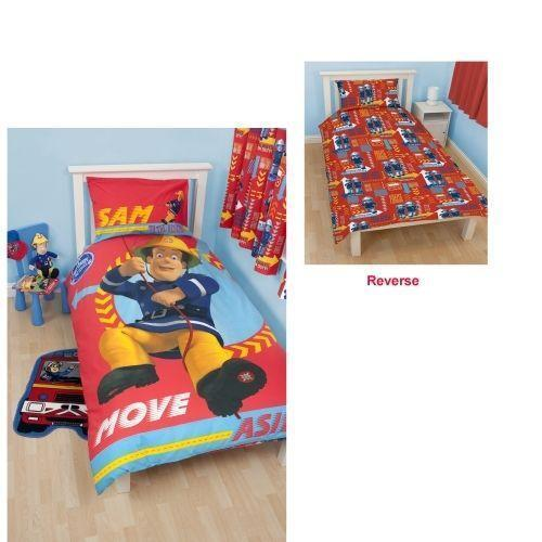 Fireman Bedding