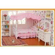 Puppenhaus Bett
