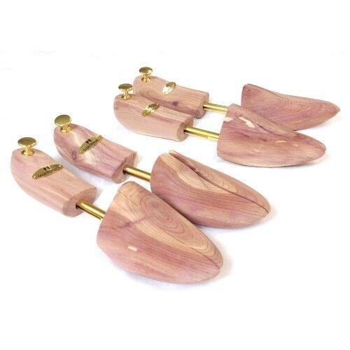 Cedar Elements Split-Toe Cedar Shoe Trees 2 Pack (Large)