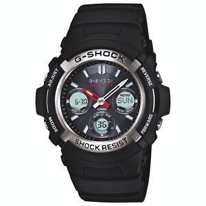 G Shock AWG-M100 Men's Analog/Digital Watch-Black-NEW IN BOX
