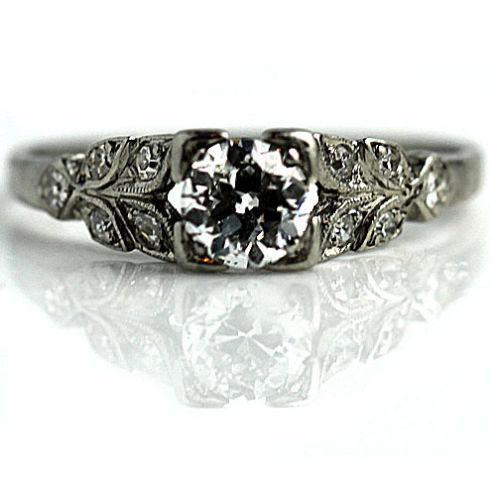1930 S Engagement Ring Ebay