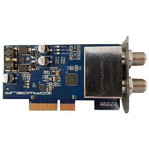 DreamBox Dual DVB-S2 Twin Tuner Sat für 800SE  820 7020 7080 900 920 Full HD