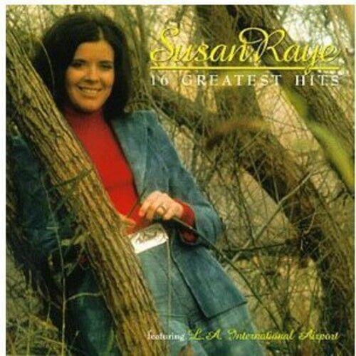 Susan Raye - 16 Greatest Hits [New CD]