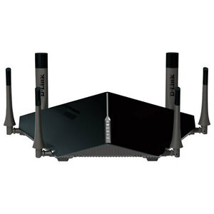 Mint Dlink 3200 Tri-Band Ultra WiFi Router