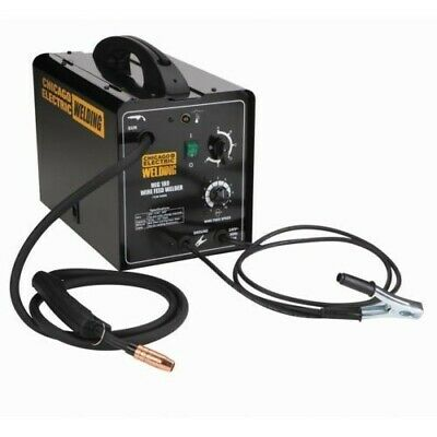 New Chicago Electrical 180 Amp-dc 240 Volt Migflux Cored Welder