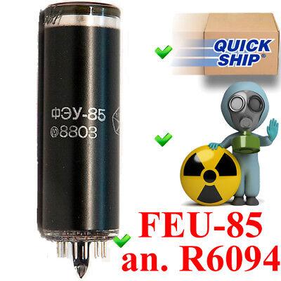 New Photomultiplier Tube Pmt Feu-85 An. Hamamatsu R6094 Fey-85 Scintillator