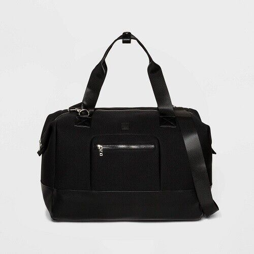 Zip Closure Tote Handbag – JoyLab Black Clothing, Shoes & Accessories