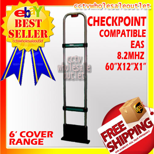 CHECKPOINT Compatible 8.2 Mhz EAS Antenna Anti Theft-KETEC-MADE IN USA