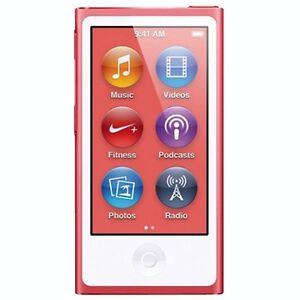 iPod Nano 7th Gen 16GB - like NEW