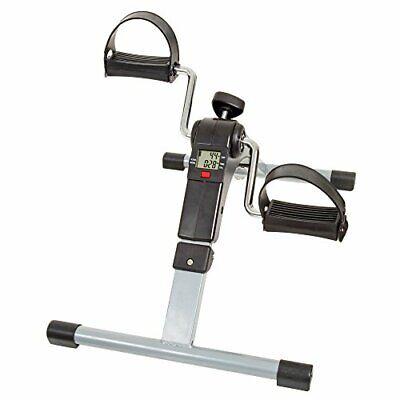 Portable Folding Fitness Pedal Stationary Exercise Bike for