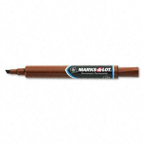 Brown Permanent Marker