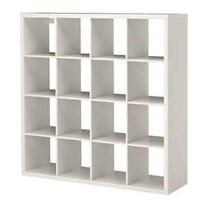 IKEA Kallax Shelving Unit / Room Divider - WHITE Fitzroy North Yarra Area Preview
