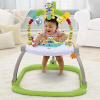 Brand new fisher price rainforest friends spacesaver jumperoo