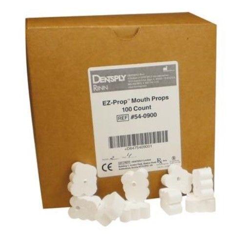DENTSPLY RINN EZ Prop Disposable Mouth Prop 100/Box -FDA