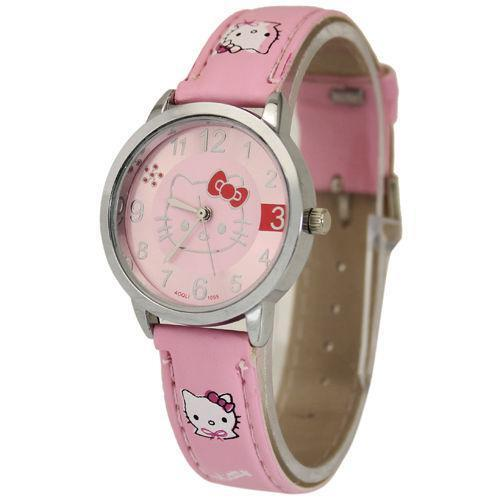 Hello kitty kids watch ebay for Watches for kids