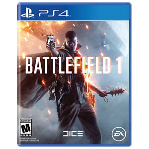 Battlefield 1 *new sealed*