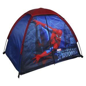 Spiderman Tent Ebay
