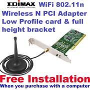 Low Profile Wireless Card