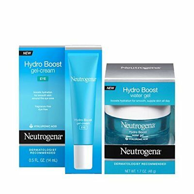 Hydro Boost Gel Moisturizer Oil Free - Hydrating Eye & Skin