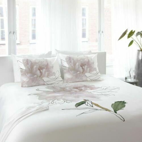 140x210 +80x80 od Hotel Verschluß kochfeste Baumwoll Bettwäsche 40x80cm weiß